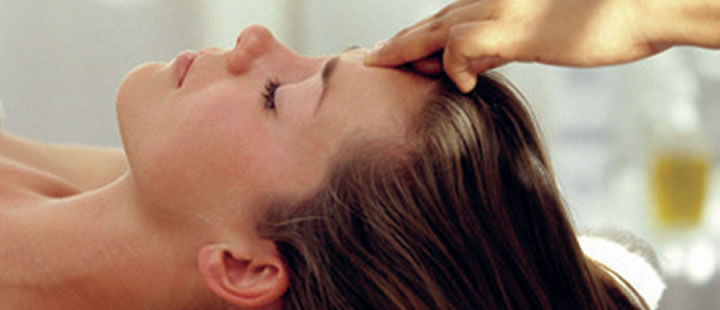 Indian Head Massage Cancer Therapy